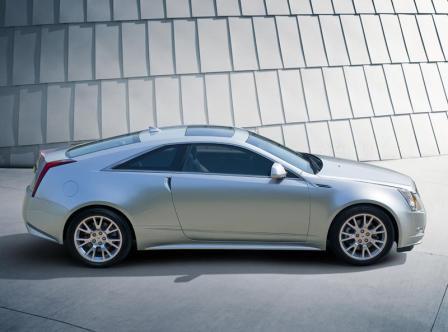 2011 Cadillac CTS Coupe – novi auto-1