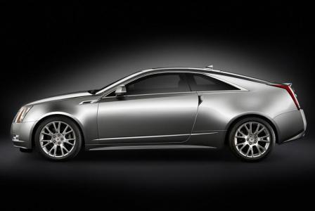 2011 Cadillac CTS Coupe – novi auto-2