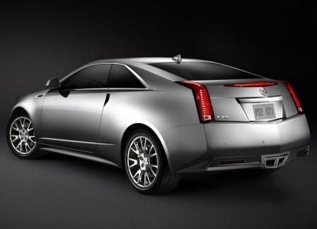 2011 Cadillac CTS Coupe – novi auto-3
