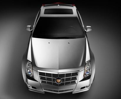 2011 Cadillac CTS Coupe – novi auto-4