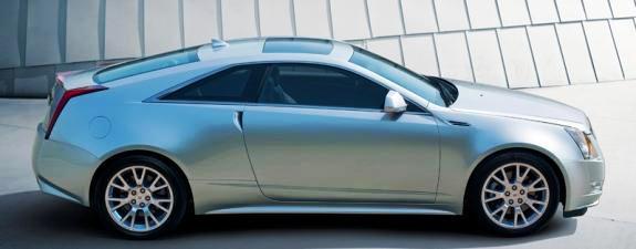 2011 Cadillac CTS Coupe – novi auto-velika