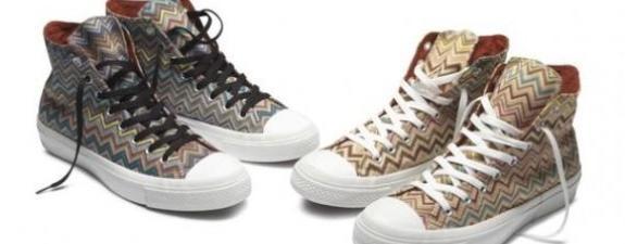 Converse i Missoni – nova sportsko modna suradnja