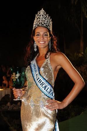Miss svijeta za 2009. godinu je Miss Gibraltara-1