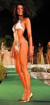 Miss svijeta za 2009. godinu je Miss Gibraltara-2
