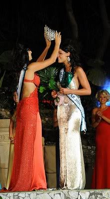 Miss svijeta za 2009. godinu je Miss Gibraltara-4
