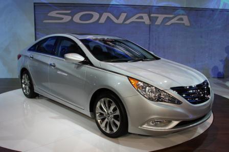 Nova Hyundai Sonata-auto Hyundai Sonata-1
