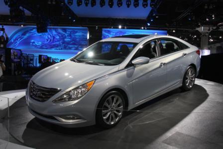Nova Hyundai Sonata-auto Hyundai Sonata-3