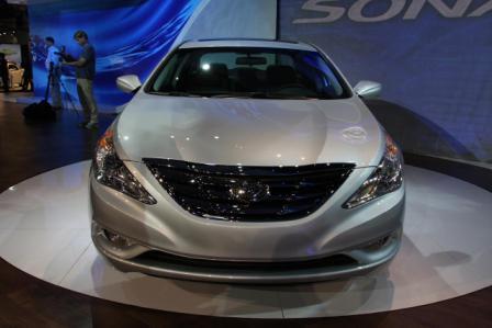 Nova Hyundai Sonata-auto Hyundai Sonata-4