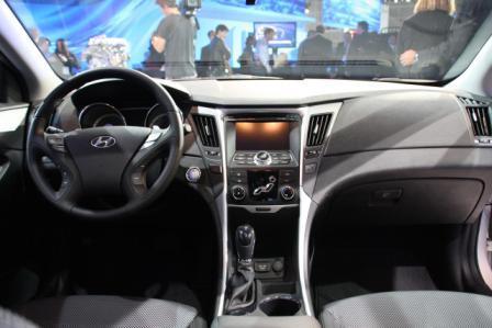 Nova Hyundai Sonata-auto Hyundai Sonata-5