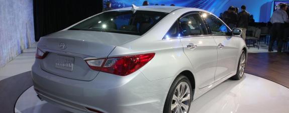 Nova Hyundai Sonata-auto Hyundai Sonata