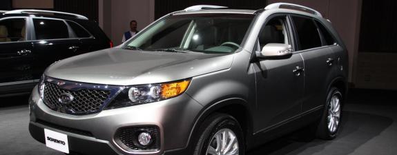 Nova Kia Sorento -auto Kia Sorento-1