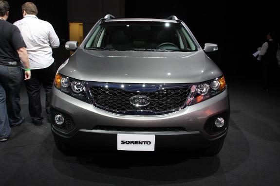 Nova Kia Sorento -auto Kia Sorento-3