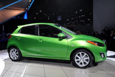 Nova Mazda2 -auto Mazda2-2