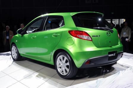 Nova Mazda2 -auto Mazda2-4