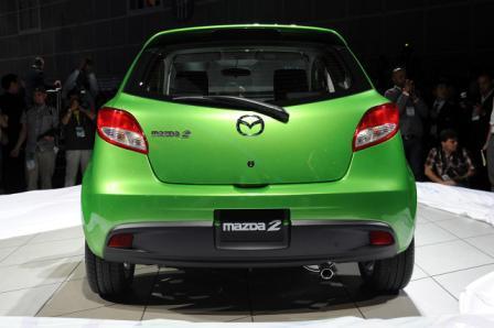 Nova Mazda2 -auto Mazda2-5