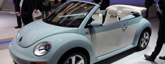 Nova VW Buba -auto Volkswagen Beetle-velika