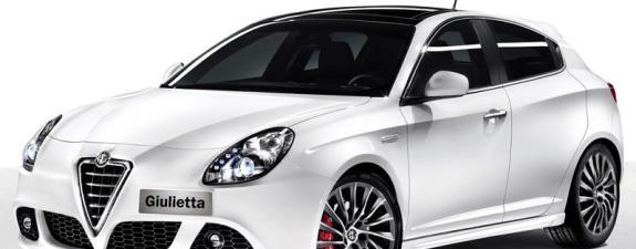 Novi Alfa Romeo Giulietta -auto Alfa Romeo Giulietta