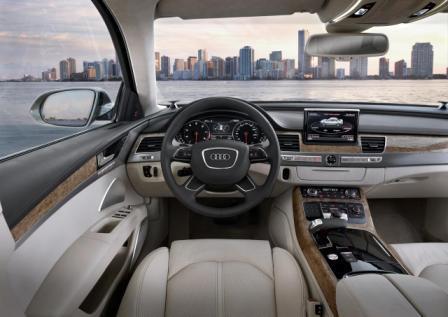 Novi Audi A8– Auto Audi A8-5