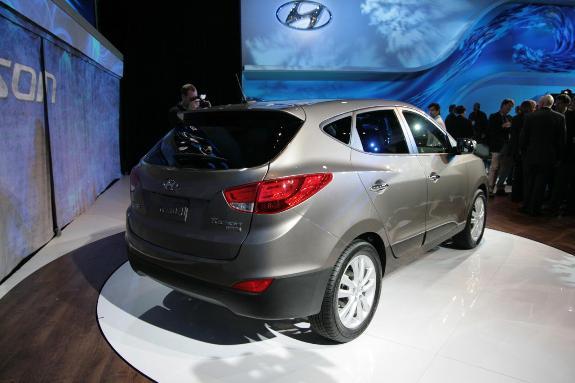 Novi Hyundai Tucson -auto Hyundai Tucson-2