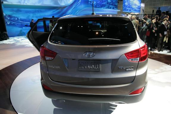 Novi Hyundai Tucson -auto Hyundai Tucson-5