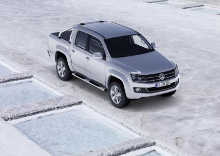 Novi Volkswagen Amarok  – Auto Volkswagen Amarok-1