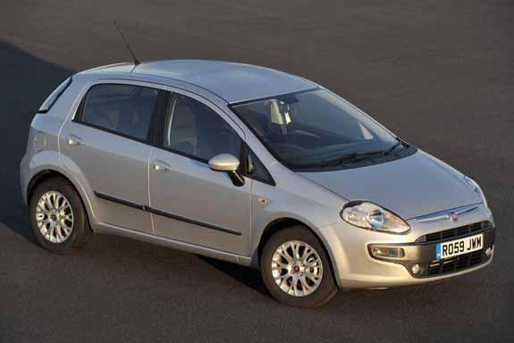 Auto Fiat Punto Evo – novi Fiat Punto Evo-1
