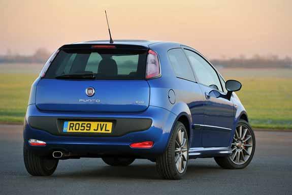 Auto Fiat Punto Evo – novi Fiat Punto Evo-5