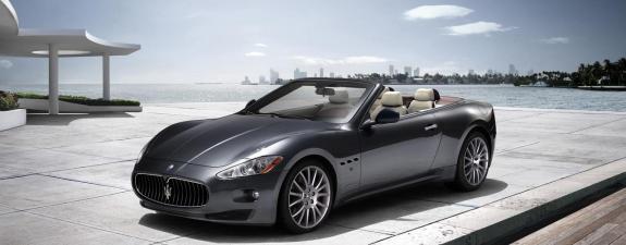 Auto Maserati GranCabrio-1