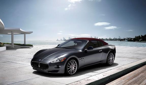Auto Maserati GranCabrio-4