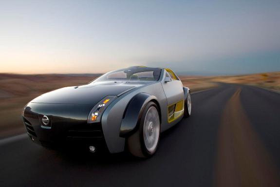 Novi Nissan - auto Nissan URGE-1