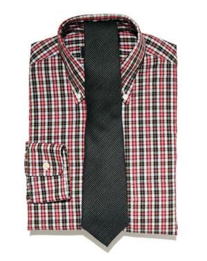 kako kombinirati košulju i kravatu-1