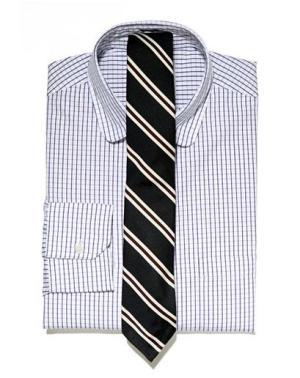 kako kombinirati košulju i kravatu-4