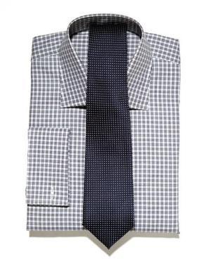 kako kombinirati košulju i kravatu-5