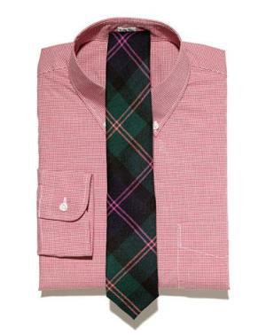 kako kombinirati košulju i kravatu-8