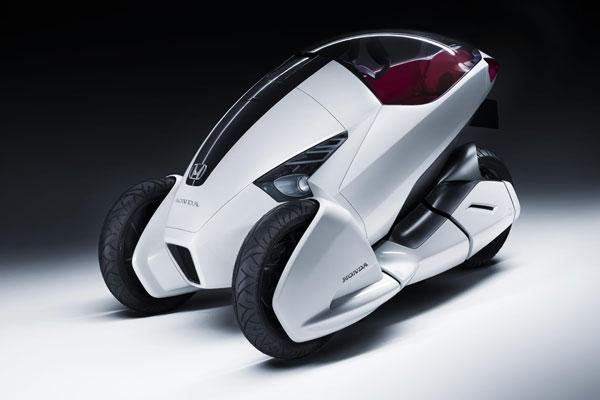 1- Honda 3R-C