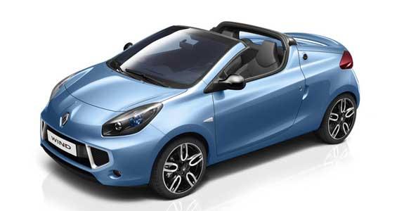 Auto Renault Wind – Novi Renault Wind1