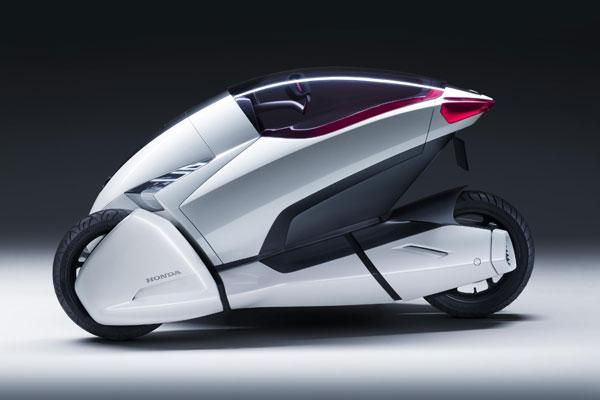 2- Honda 3R-C