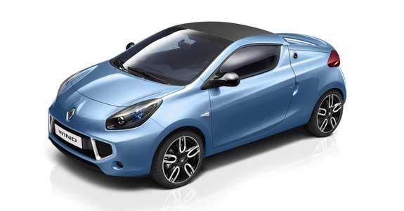 Auto Renault Wind – Novi Renault Wind 2