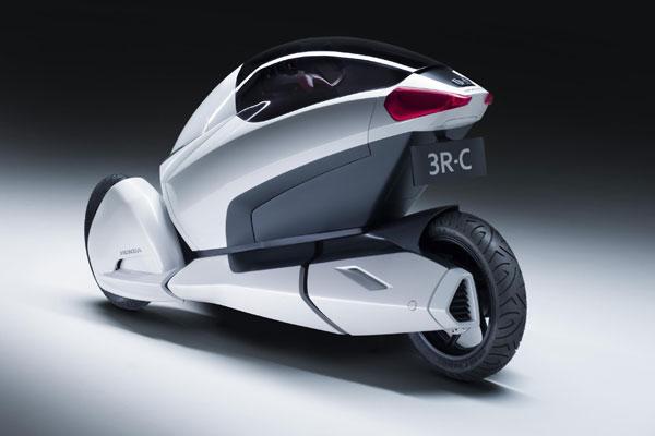 3- Honda 3R-C