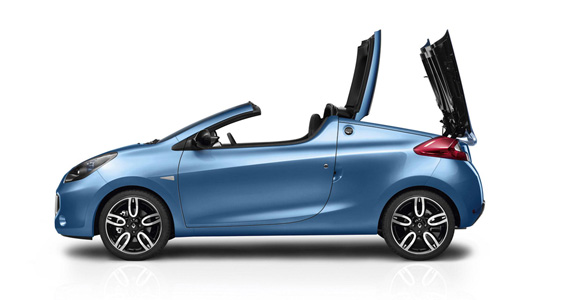 Auto Renault Wind – Novi Renault Wind5
