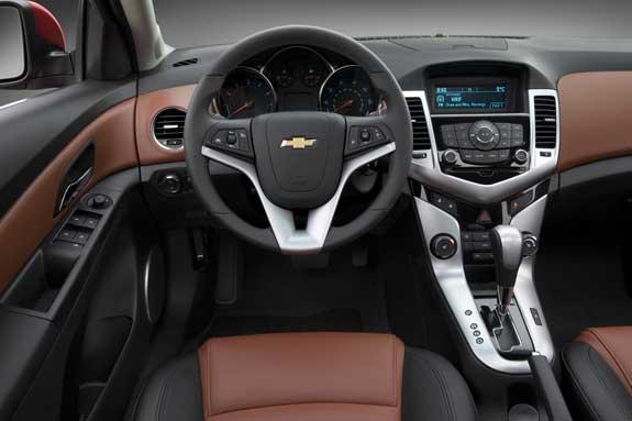 Novi Chevrolet Cruze – auto Chevrolet Cruze-6