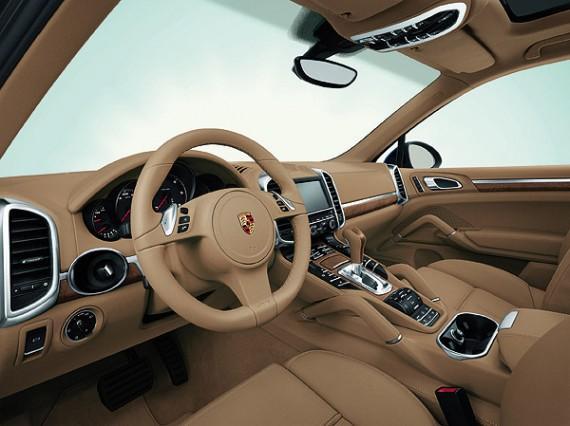 Porsche - 2011 Cayenne S Hybrid-5