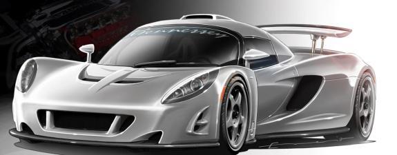 Hennessey Venom GT-0