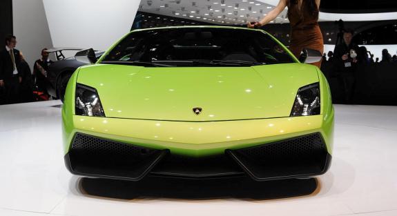 Lamborghini -4