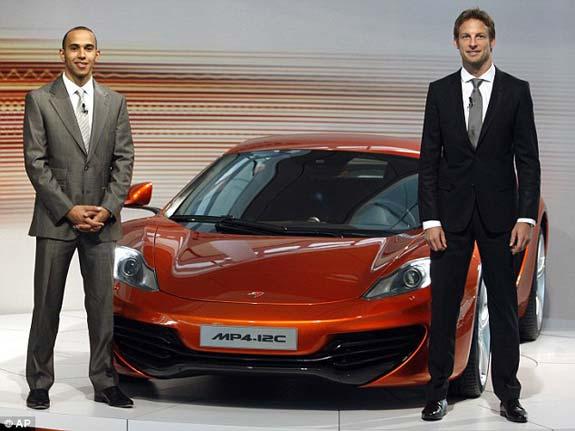 McLaren auto-1