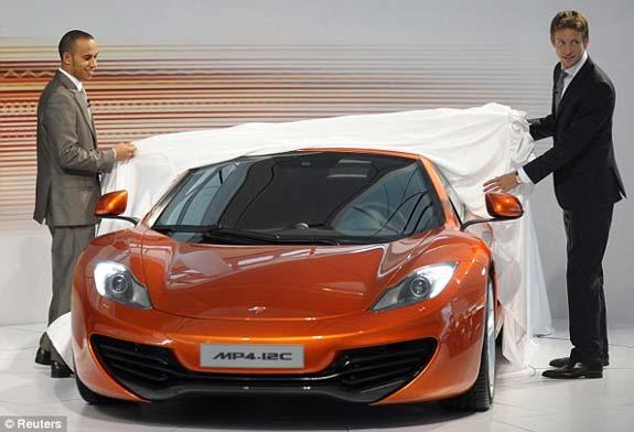 McLaren auto-2