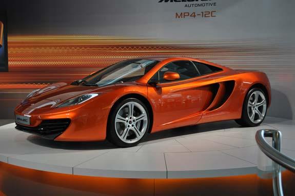 McLaren auto-3