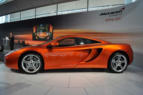 McLaren auto-4