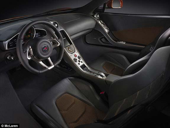 McLaren auto-5