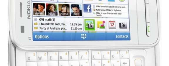 Novi mobitel Nokia C6 Smartphone
